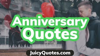 Anniversary Quotes and Sayings video 2018 (Quotes for him and her)