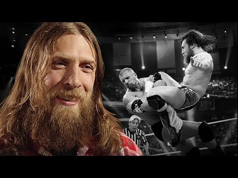 Daniel Bryan discusses his WWE return: November 26, 2014