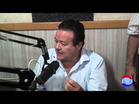 Entrevista como Prefeito  de Araripina Alexandre Arraes