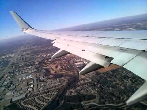 Flight: AA1465 - Landing:Dallas/Fort Worth (DFW): American Airlines