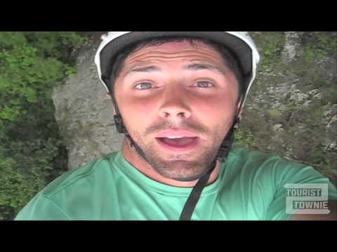 T2T Quickie - Ziplining on the Inca Jungle Trek