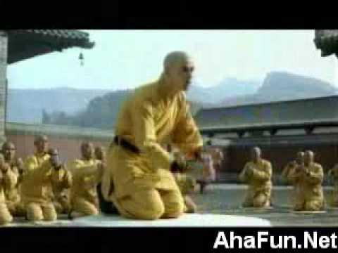 Bí mật của thiếu lâm tự (Shaolin secrets)