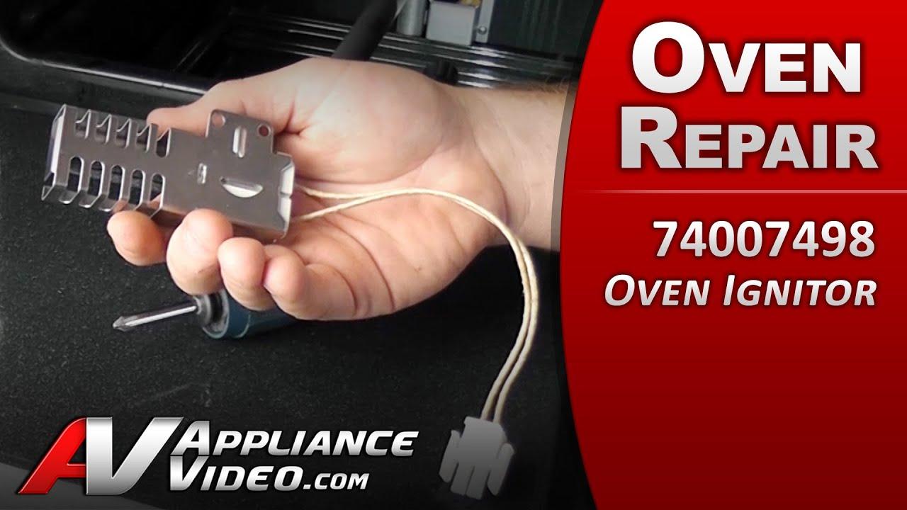 Whirlpool Igniter Repair Amp Diagnostic Stove Range Amp Oven