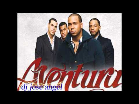aventura mix dj jose angel
