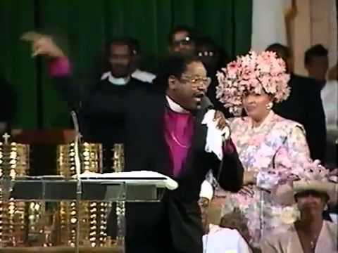 Bishop G. E. Patterson - Do You Have The Anointing?  #486