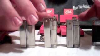 imco 6600 / 6700 / 6800  lighter vs zippo light and how to tell a fake whats the best for preppers