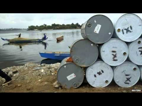 Ghana told to stop new oil drilling in disputed waters