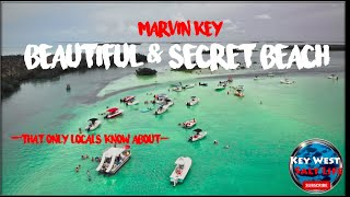 Key West's Beautiful and Secret Beach That Only Locals Know About  - Music by Zac Brown (Toes)