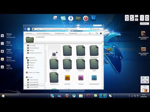 Aplicaciones utiles para personalizar Windows 7