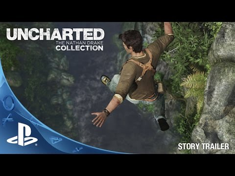 UNCHARTED: The Nathan Drake Collection (10/9/2015) - Story Trailer | PS4