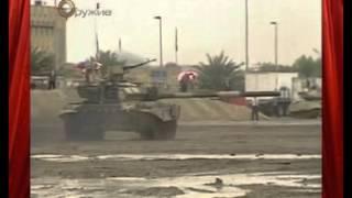 Т-90 характеристики и демонстрация возможностей.