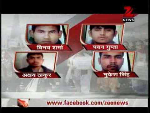 Delhi Gang-rape Case: Death Sentence For All Four Convicts video