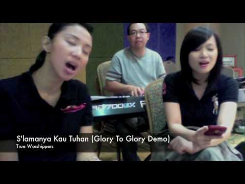 S'lamanya Kau Tuhan (acoustic Demo) + Lyrics True Worshippers video