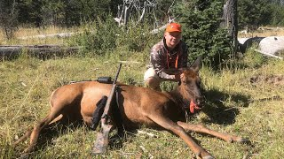 Elk Hunting In Oregon -Eastern oregon