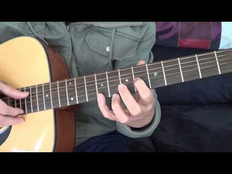 Habang May Buhay (by Wency Cornejo - After Image) Guitar Tutorial Fingerstyle Cover