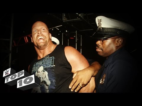Superstars Who Fought the Law: WWE Top 10