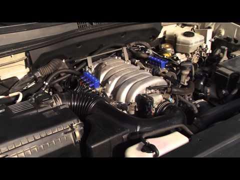 Газовое оборудование на Lexus GX 470 - дополнение. ГДЕ ГАЗ?