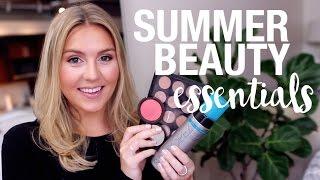 My TOP 10 Summer Beauty Essentials