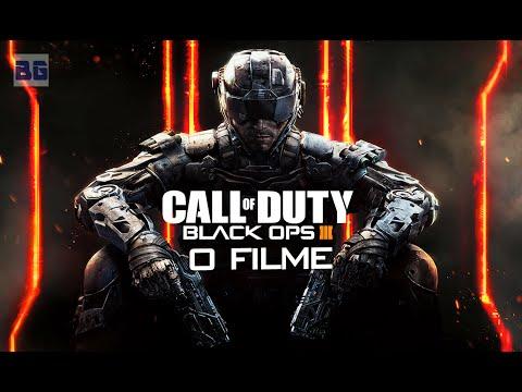 Call of Duty Black Ops 3. O Filme Dublado