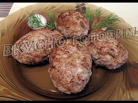 Как приготовить Котлеты из свинины,. Вкусно готовим.