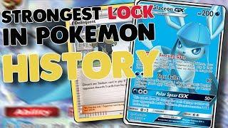 STRONGEST LOCK DECK in POKEMON HISTORY! [Pokemon TCG Online]
