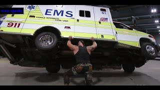 power of braun strowman