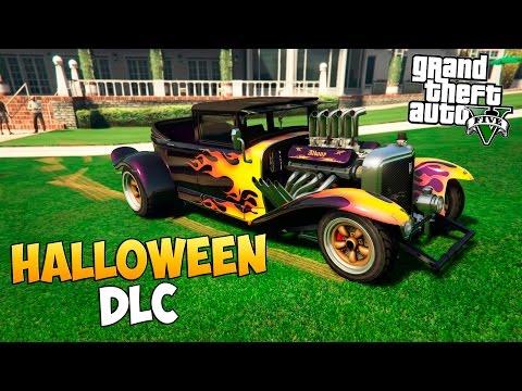 GTA 5 Halloween DLC (Обзор)