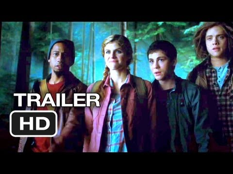 Percy Jackson and the Olympians: The Sea of Monsters Official Trailer