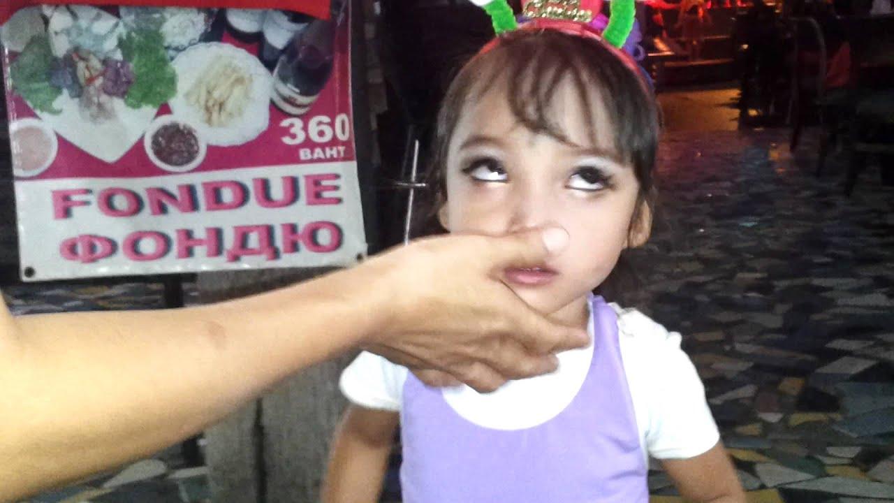 Тайские маленькие девочки 4 фотография