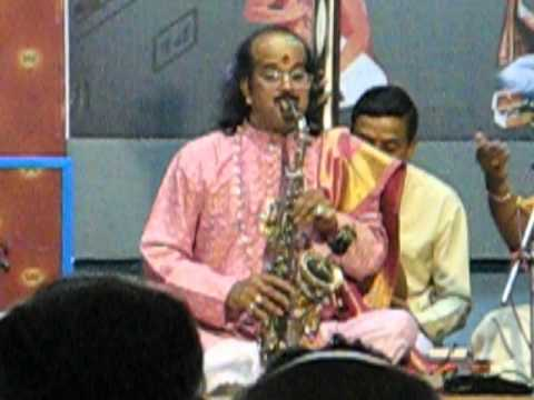 Carnatic Saxophone Recital (2) video