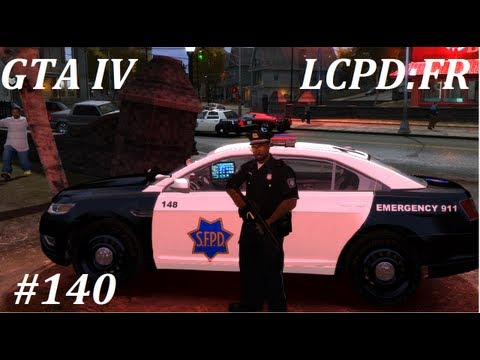 GTA IV LCPDFR 0.95 Day 140 – San Francisco Police Department