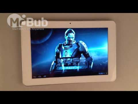 Unboxing Review of 10.1 inch Nova 10 Quad Core Tablet PC Allwinner A31
