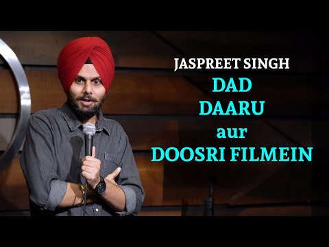 Alcohol, Porn & Family | India,US,Canada Tour | Jaspreet Singh Stand-Up Comedy