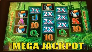 MEGA JACKPOT(HAND PAY)★ANY LUCK ? Free Play Slot Live Play (10)★☆Prowling Panther Slot☆$2.50 Bet