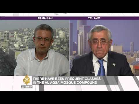 Renewed violence at the Al Aqsa