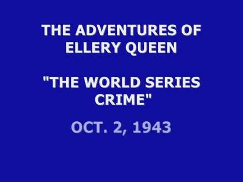 THE ADVENTURES OF ELLERY QUEEN --