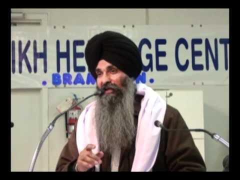 Katha-Japjee Sahib (Mool Mantr-Part1) - Gyani Kulwant Singh Jee