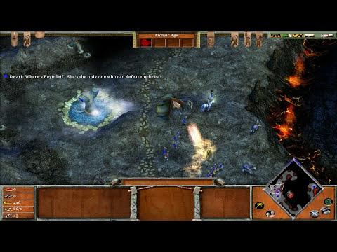 Age of Mythology w/ Arrancar #23 Tartarus Gate Again