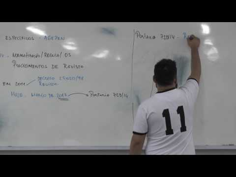 Agente Penitenciário Ceará Parte 1 Prof  Wagner Lobo