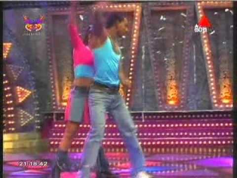 Upeksha Dance (Dancing Stars 2008 Feb 24)