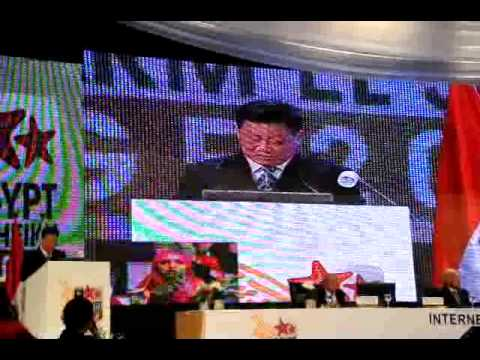 #IGF09 Mr. Sha Zukang, United Nations Under-Secretary-General for Economic & Social Affairs