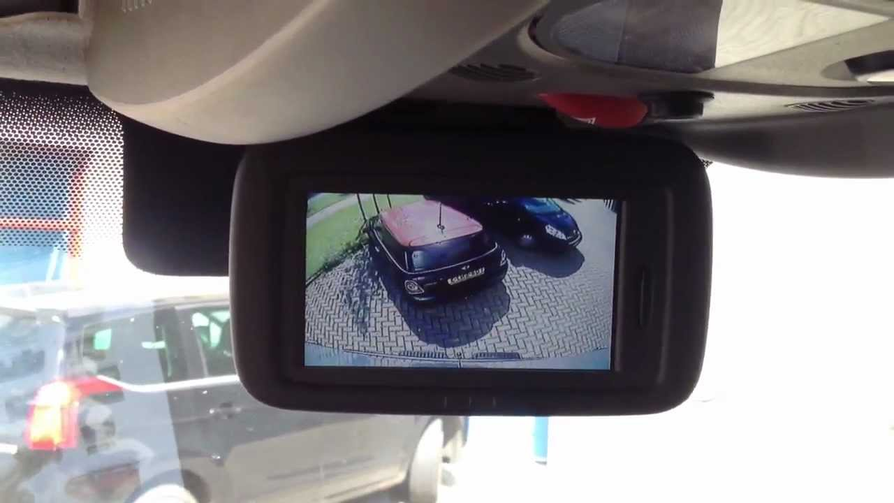 carvision tomtom camera video interface in renault master youtube. Black Bedroom Furniture Sets. Home Design Ideas