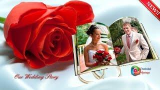 Our Wedding Story  ✿free Project proshow✿ Creatividad Aguinaga