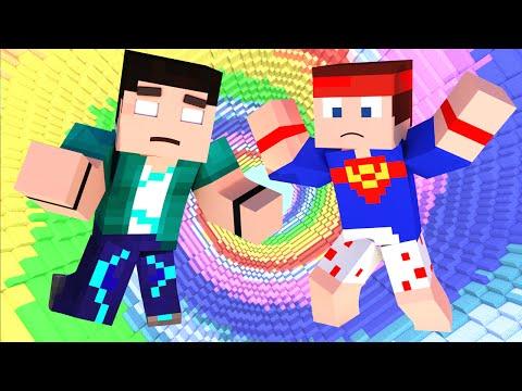 Minecraft - Desafios - Diversity 2 - #1 Dropper Com Vilhena! video