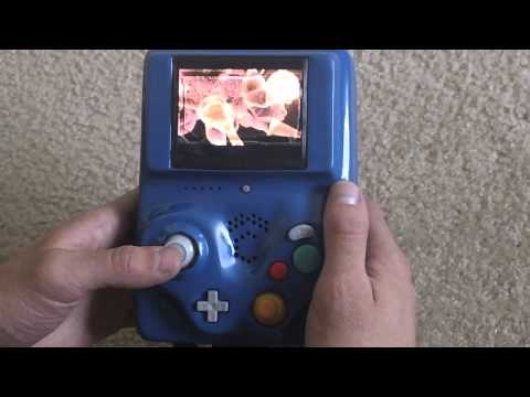 The Ccube - Portable Gamecube