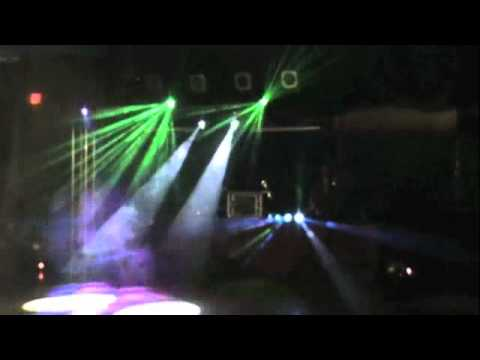 Light Show for South Lenoir High School Prom