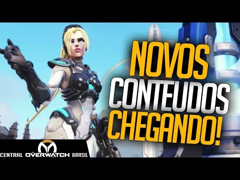 OVERWATCH - NOVOS CONTEÚDOS EM BREVE + 8ª TEMPORADA DO COMPETITIVO! - Central Overwatch Brasil
