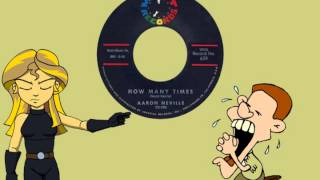 Watch Aaron Neville How Many Times video