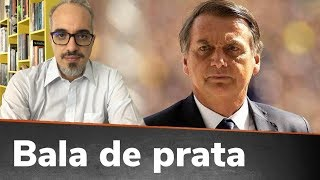 MENSAGEM CIFRADA DE BOLSONARO ESCONDE 2 BALAS DE PRATA CONTRA A ESQUERDA