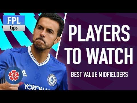 MIDFIELDERS: PLAYERS TO WATCH | Pre-season 2017/18 | Fantasy Premier League